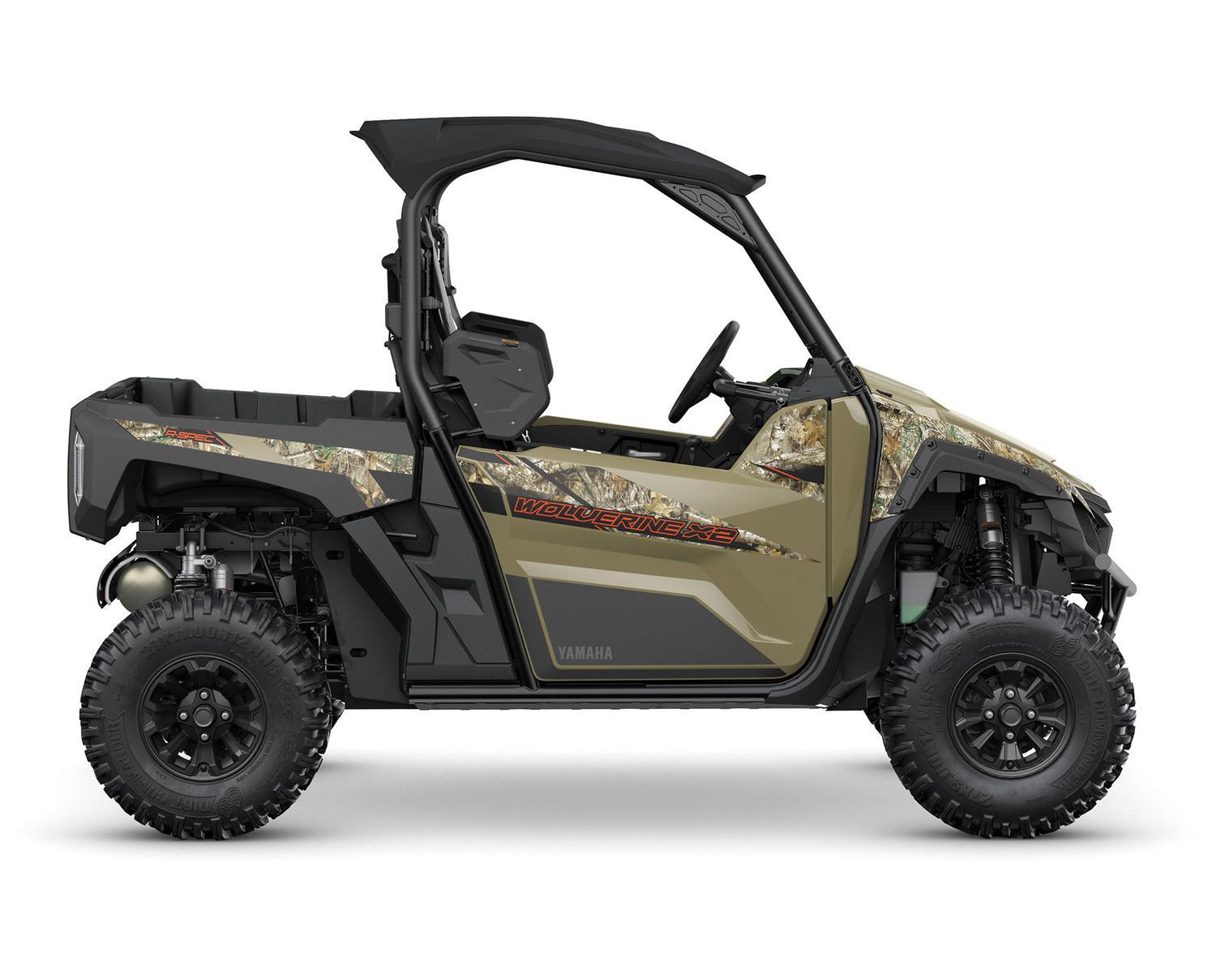 Yamaha Wolverine X2 R-SPEC à DAE Camouflage Realtree Edge 2021