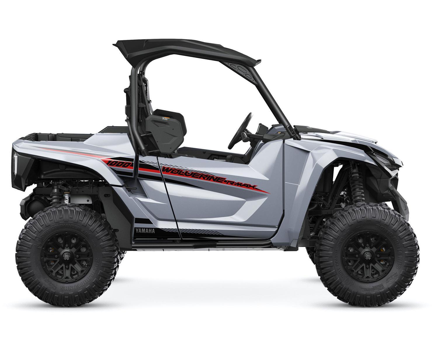 Yamaha Wolverine RMAX2 1000 à DAE Gris Blindé 2021