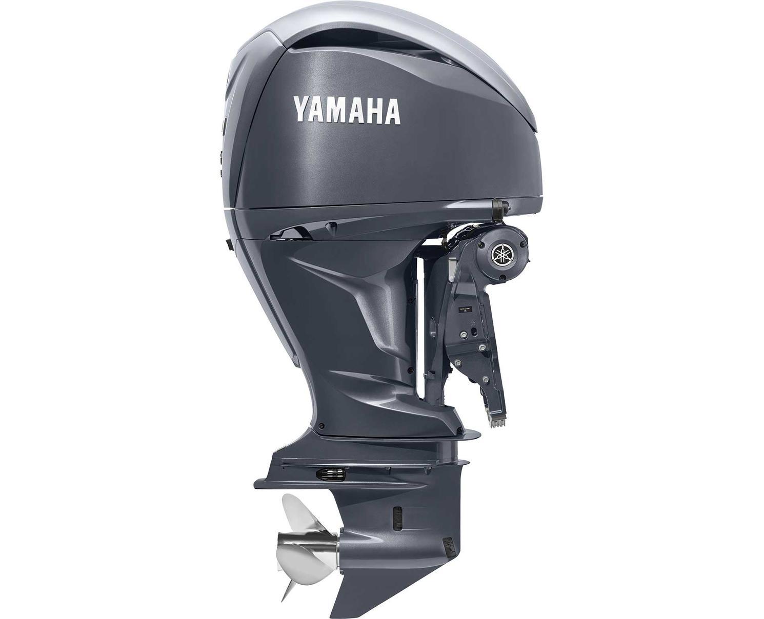 2021 Yamaha F250B Grey