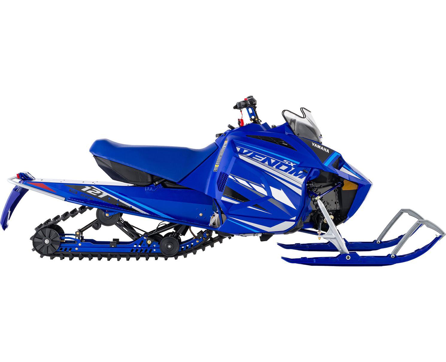 Yamaha SX Venom Bleu Yamaha De Compétition 2021