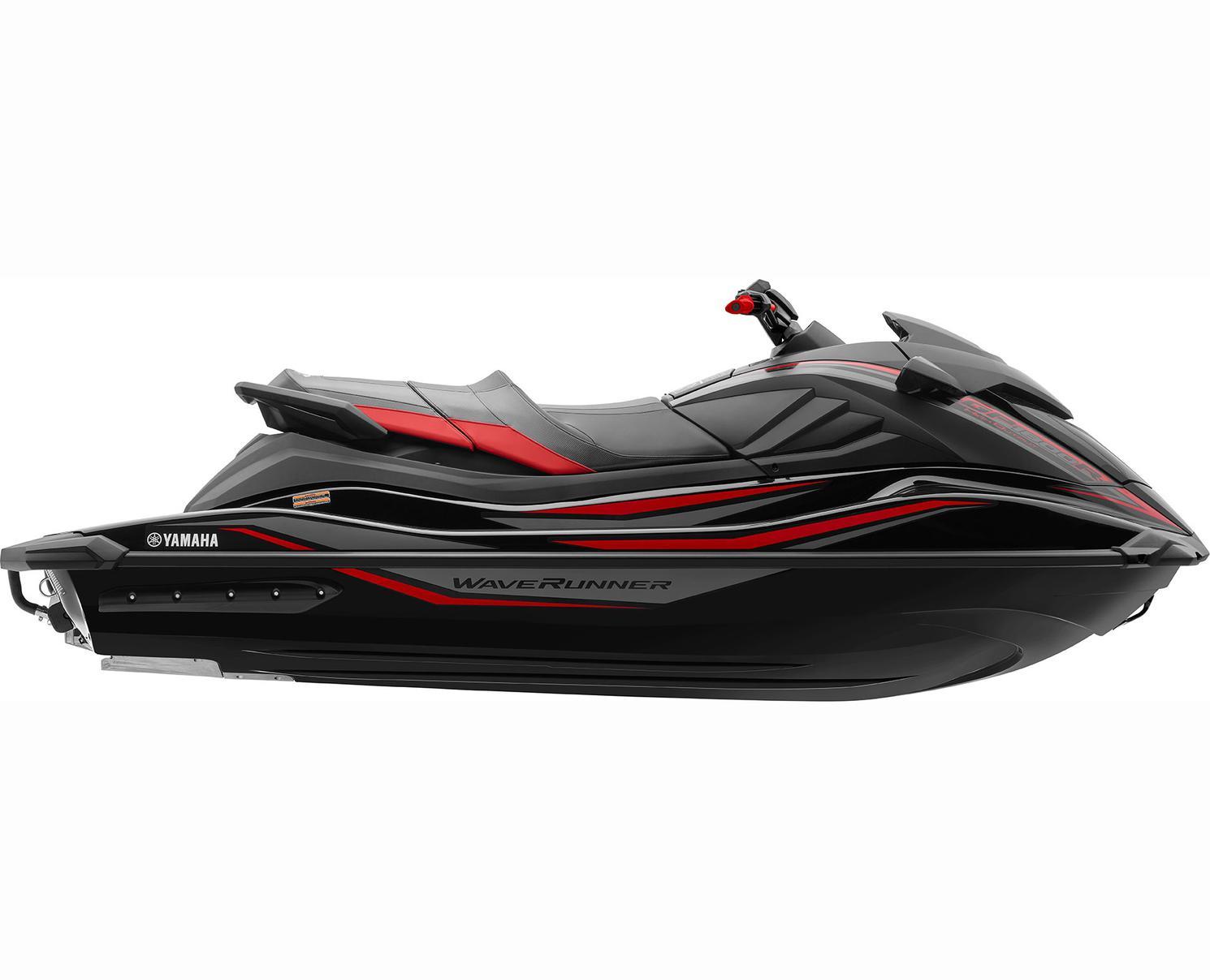 2021 Yamaha GP1800R HO Black/Neon Lava