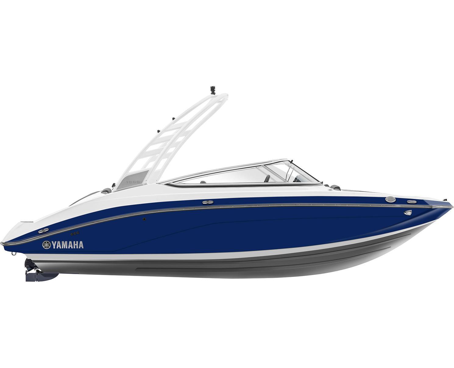 Yamaha 195S  Bleu Yacht Métallique 2021