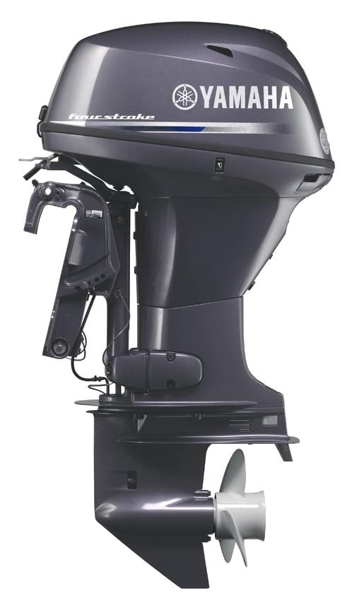 2021 Yamaha T25 High Thrust Bluish Gray Metallic