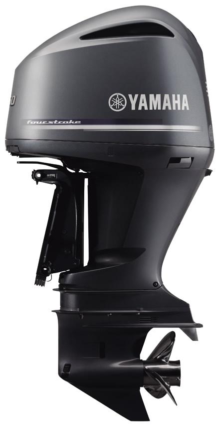 Yamaha F250A Noir