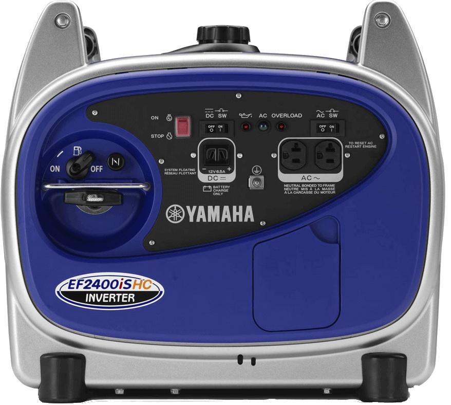 Yamaha Génératrices à inverseur EF2400ISHC 2021