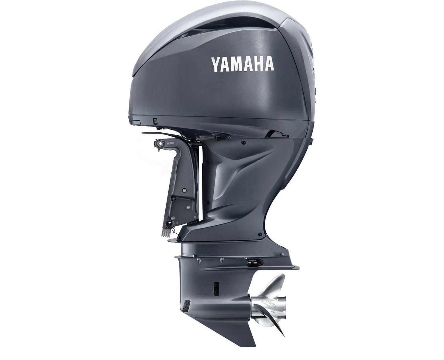 2021 Yamaha F225B Grey