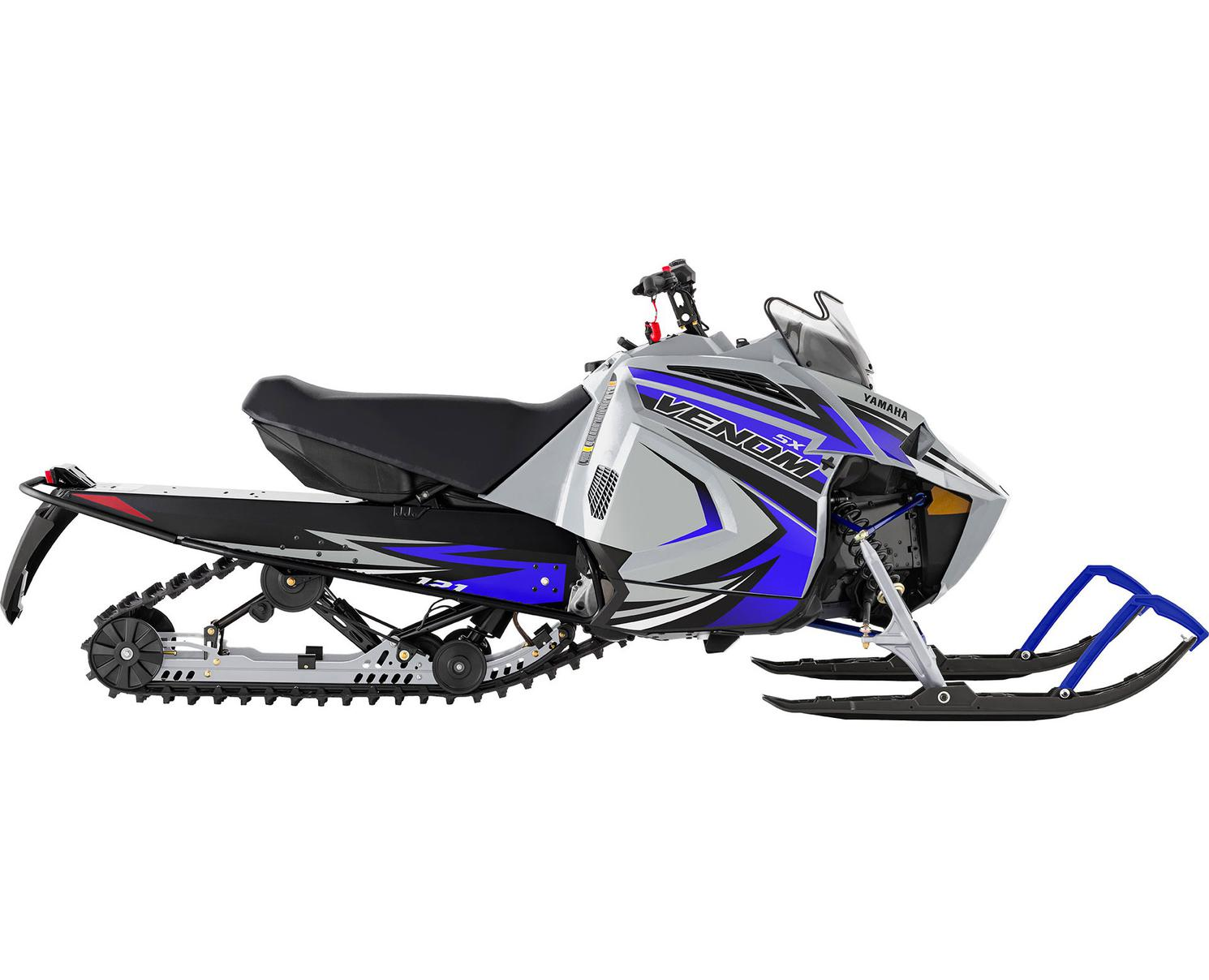 Yamaha SXVenom Argent Givré/Bleu Team Yamaha 2022