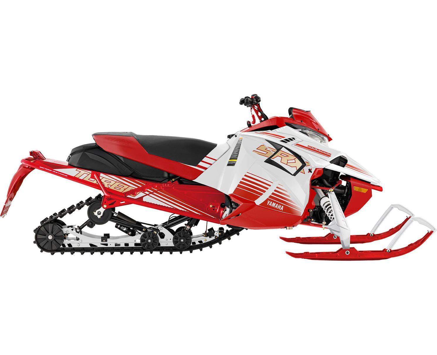 Yamaha Sidewinder SRX LE Blanc/Rouge/Or Royal 2022
