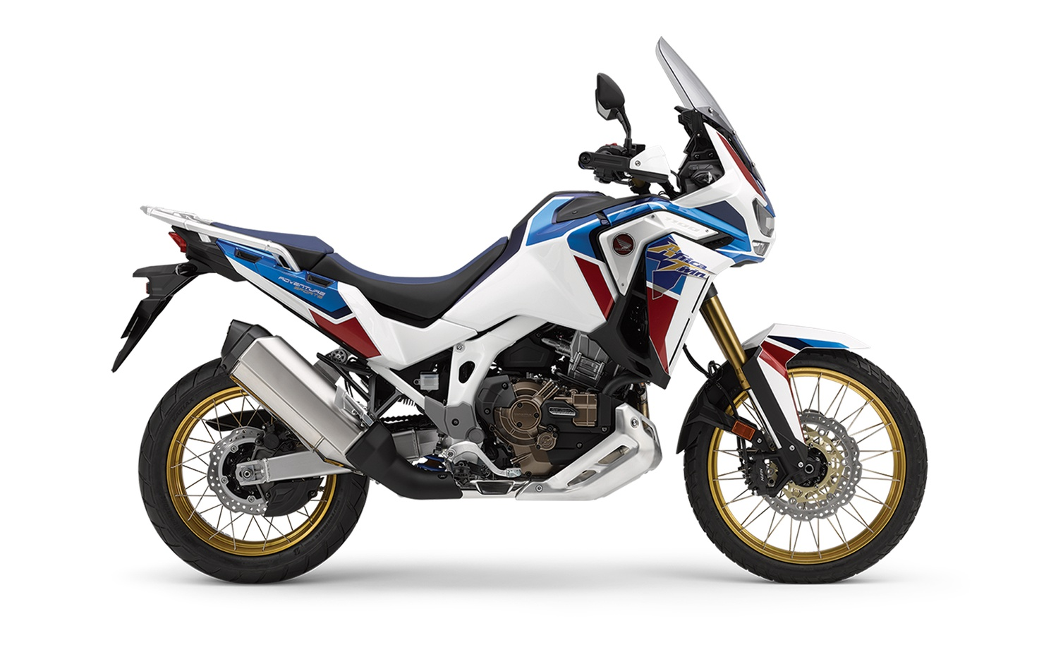 Honda Africa Twin Adventure Sports DCT Tricolore 2020