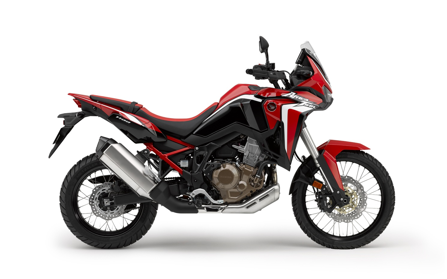Honda Africa Twin  Rouge Grand Prix/ Black/ Noir 2020