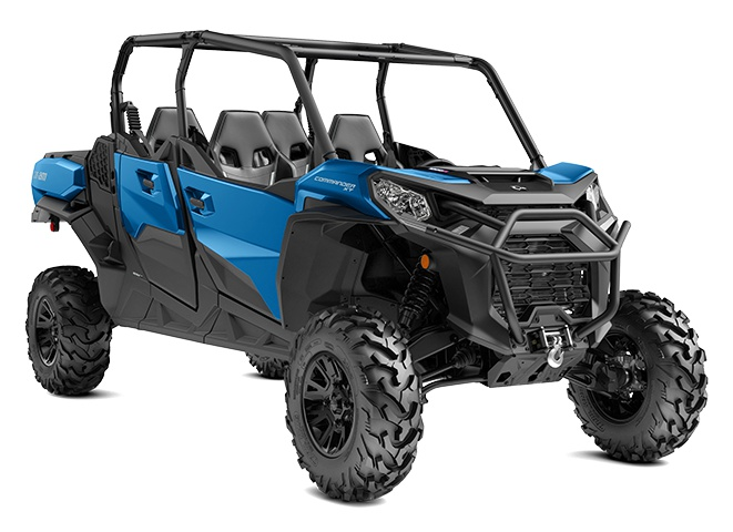 Can-Am Commander MAX XT Bleu oxford 2021