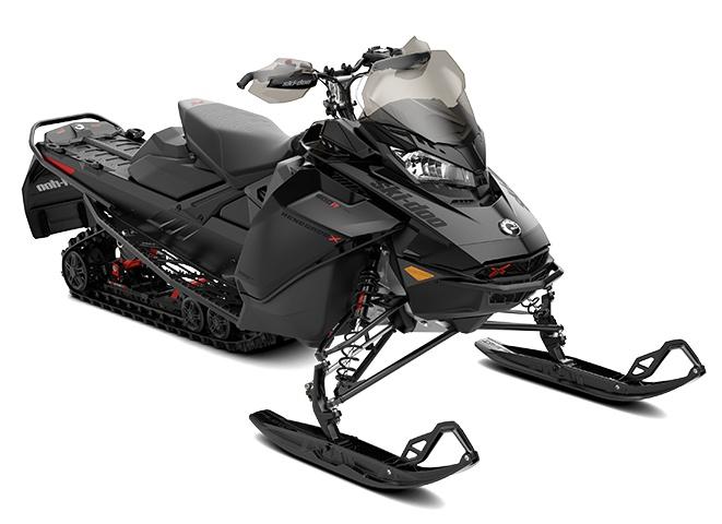 2022 Ski-Doo Renegade X Rotax 900 ACE Turbo R Black