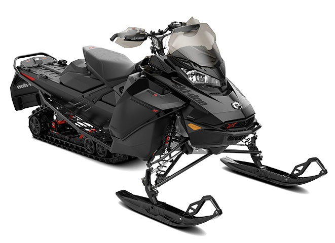 Ski-Doo Renegade X Rotax 900 ACE Turbo R Noir 2022