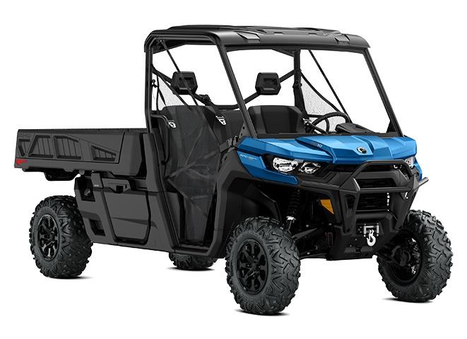 2021 Can-Am Defender Pro XT Oxford Blue
