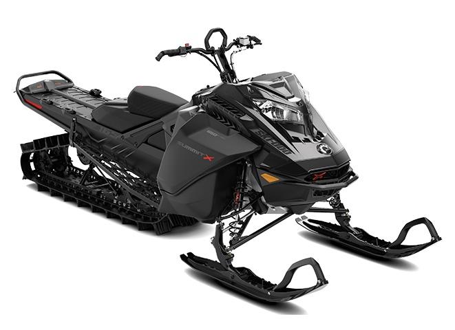 Ski-Doo Summit X Rotax 850 E-TEC Turbo Triple Noir 2022