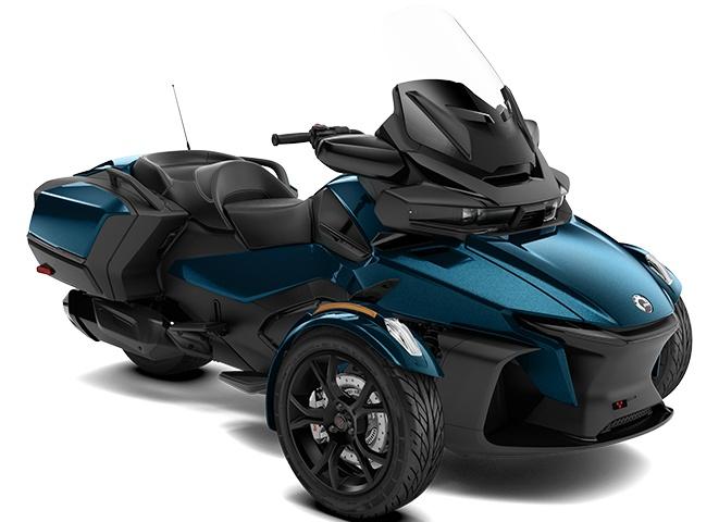 2021 Can-Am Spyder RT Petrol Metallic