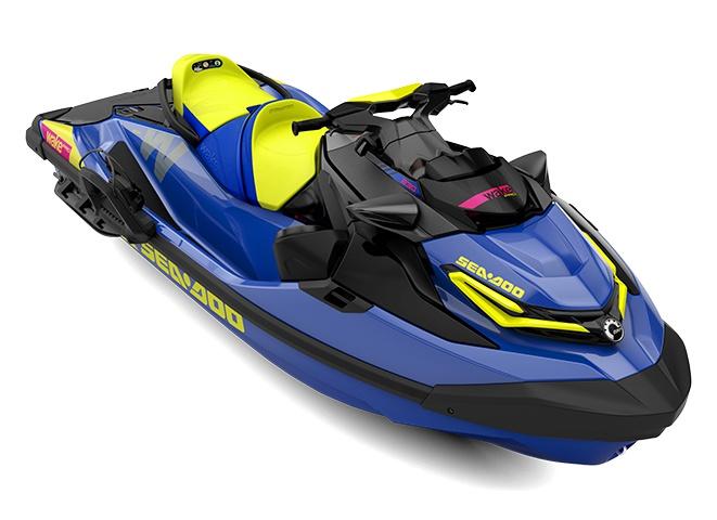 Sea-Doo Wake Pro 230  Bleu Malibu  / Jaune néon 2021