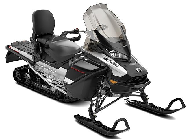 2022 Ski-Doo Expedition Sport Rotax 600 EFI White / Black