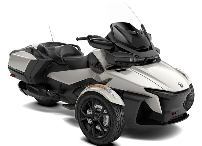 Can-Am Spyder RT  Craie Métallique 2021