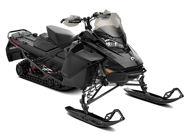 Ski-Doo Renegade Adrenaline Rotax 900 ACE Turbo R Noir 2022