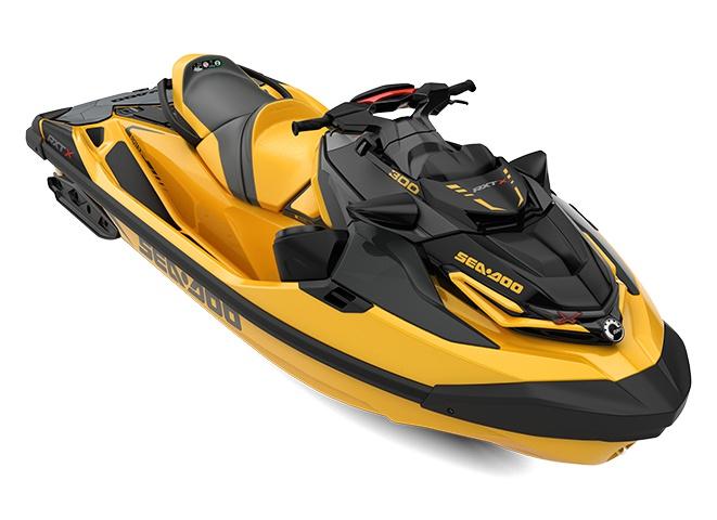 2021 Sea-Doo RXT-X 300 Millenium Yellow