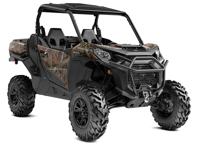 Can-Am Commander XT  Camouflage Mossy Oak Break-Up Country 2021