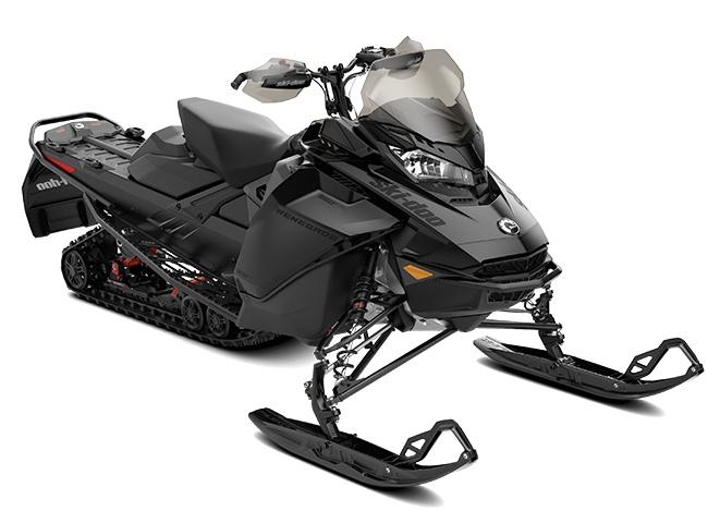 2022 Ski-Doo Renegade Adrenaline Rotax 600R E-TEC Black