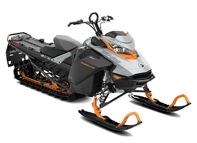 Ski-Doo Summit SP Rotax 600R E-TEC Noir / Orange Crush 2022