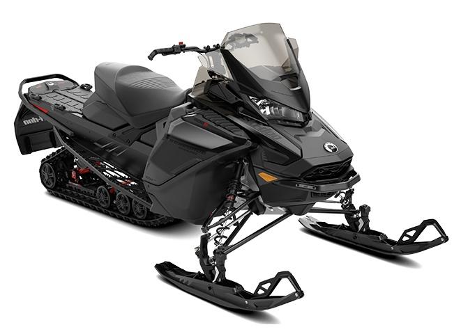 2022 Ski-Doo Renegade Enduro Rotax 600R E-TEC Black