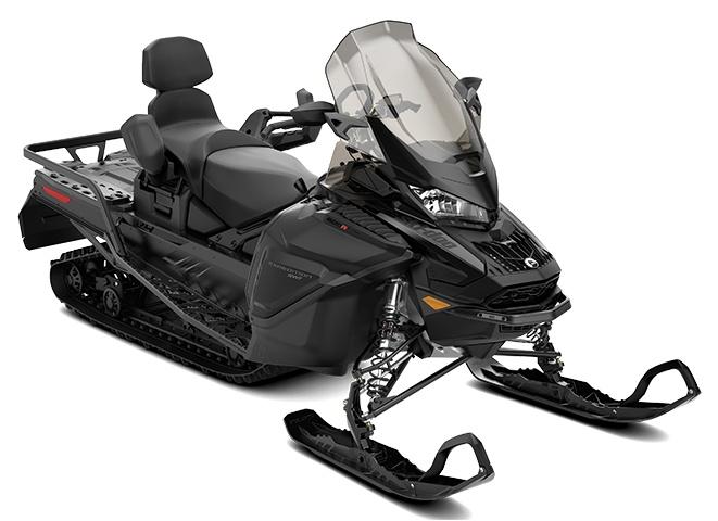 2022 Ski-Doo Expedition SWT Rotax 600R E-TEC Black