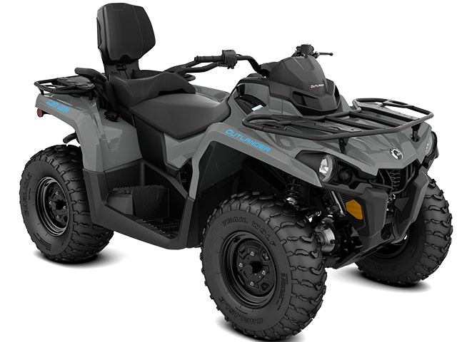Can-Am Outlander MAX DPS 570 Gris granite 2021
