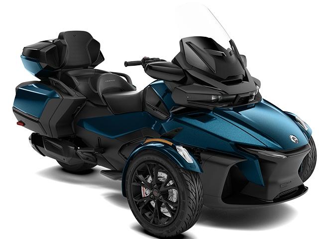 2021 Can-Am Spyder RT Limited Petrol Metallic