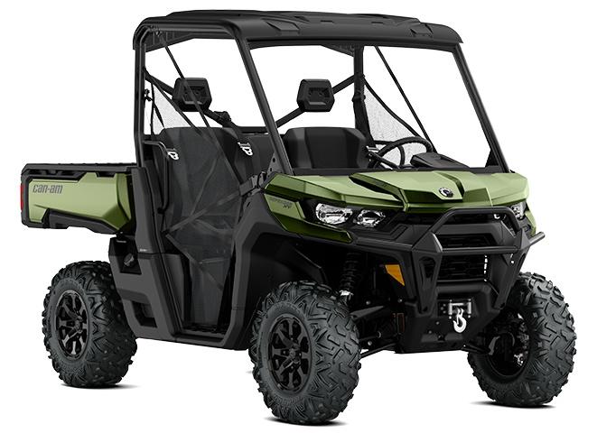 2021 Can-Am Defender XT HD8 Boreal Green