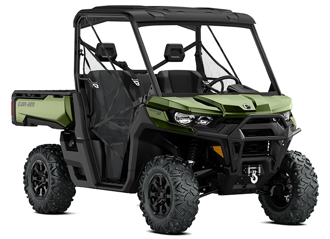 Can-Am Defender XT HD8 Vert boréal 2021