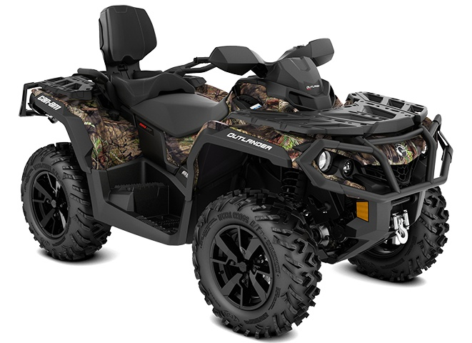 Can-Am Outlander MAX XT 650 Camouflage Mossy Oak Break-Up Country 2021
