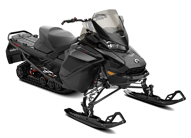 2022 Ski-Doo Renegade Enduro Rotax 900 ACE Turbo R Black