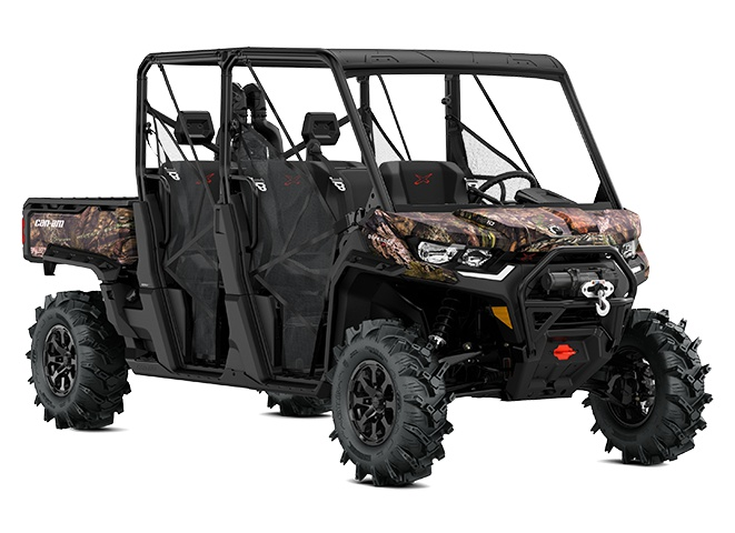 Can-Am Defender MAX X MR Camouflage Mossy Oak Break-Up Country 2021