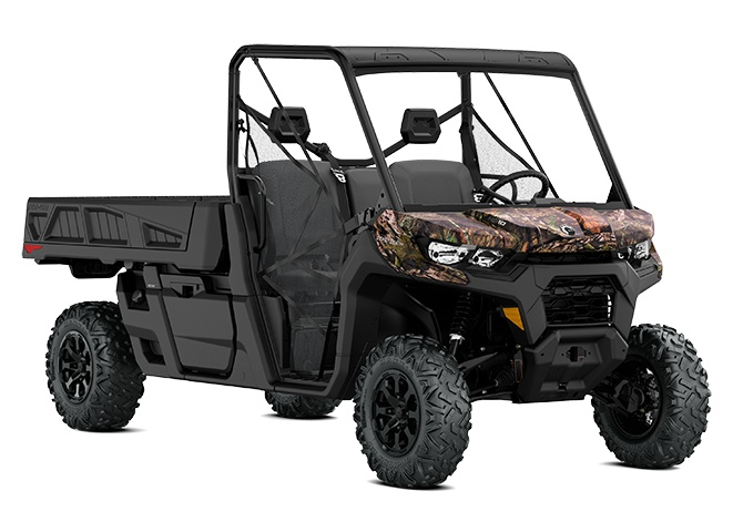 2021 Can-Am Defender Pro DPS Mossy Oak Break-Up Country Camo