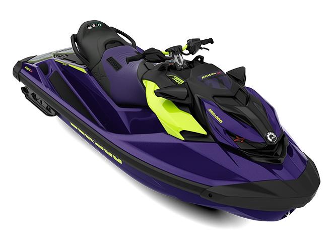 2021 Sea-Doo RXP-X 300 Midnight Purple