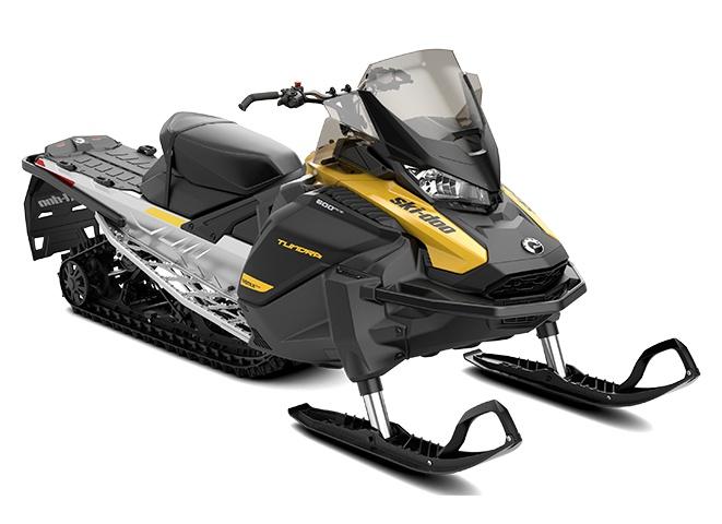 Ski-Doo Tundra Sport Rotax 600 EFI Jaune néo / Noir 2022