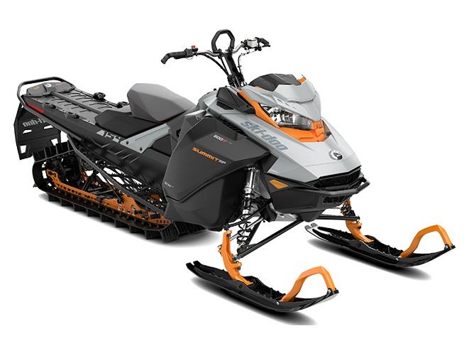 Ski-Doo Summit SP Rotax 850 E-TEC Noir / Orange Crush 2022