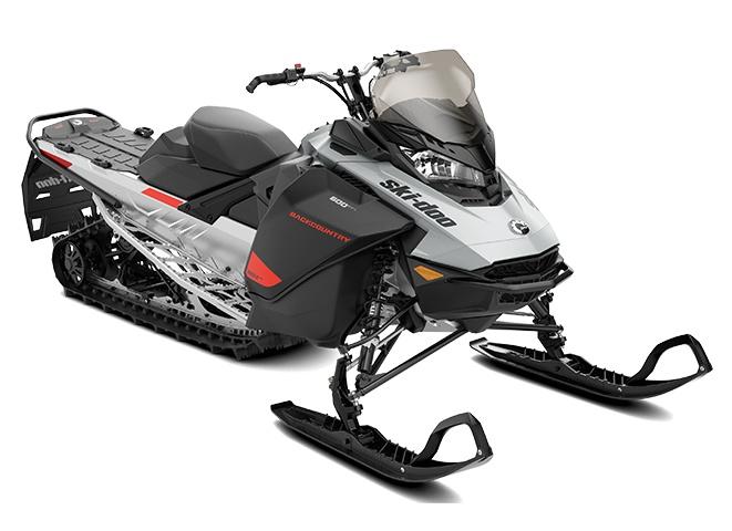 2022 Ski-Doo Backcountry Sport Catalyst Grey / Black