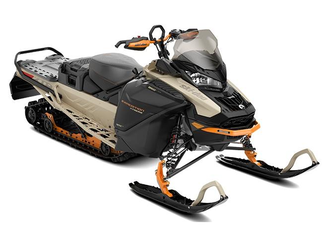 2022 Ski-Doo Expedition Xtreme Arctic Desert / Black