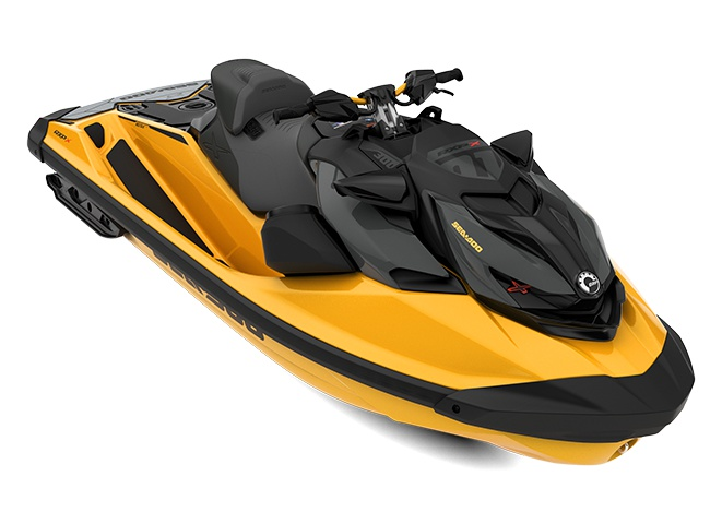 2021 Sea-Doo RXP-X 300 Millenium Yellow