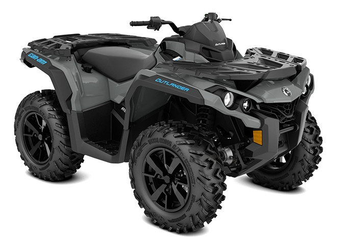 Can-Am Outlander DPS 650 Gris granite 2021