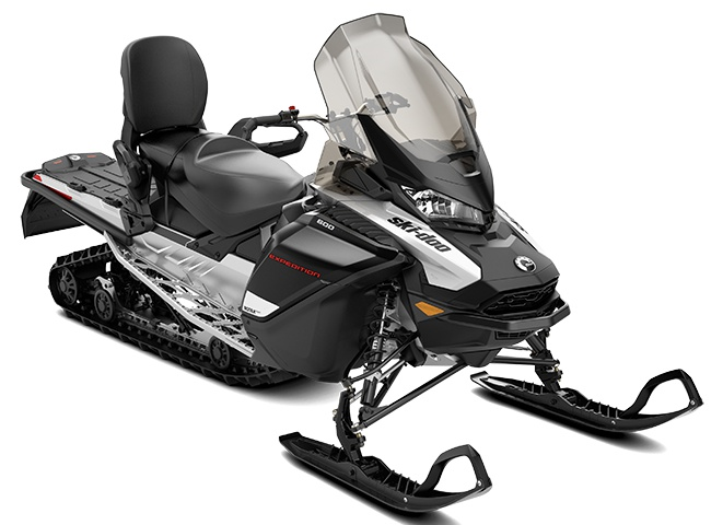 2022 Ski-Doo Expedition Sport Rotax 600 ACE White / Black