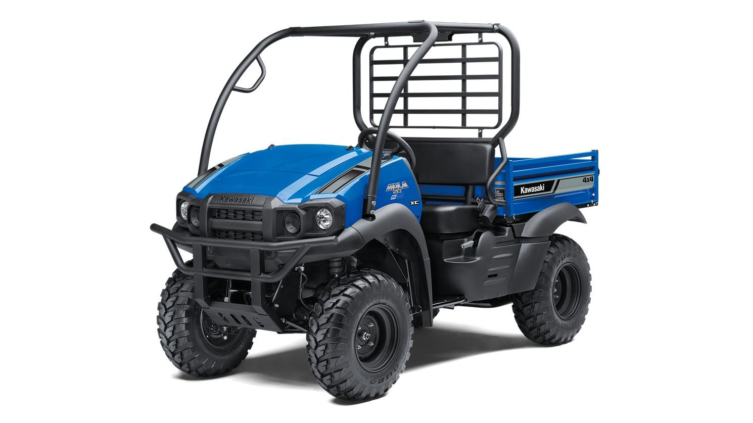 Kawasaki MULE SX 4x4 XC FI Bleu Vibrant 2021