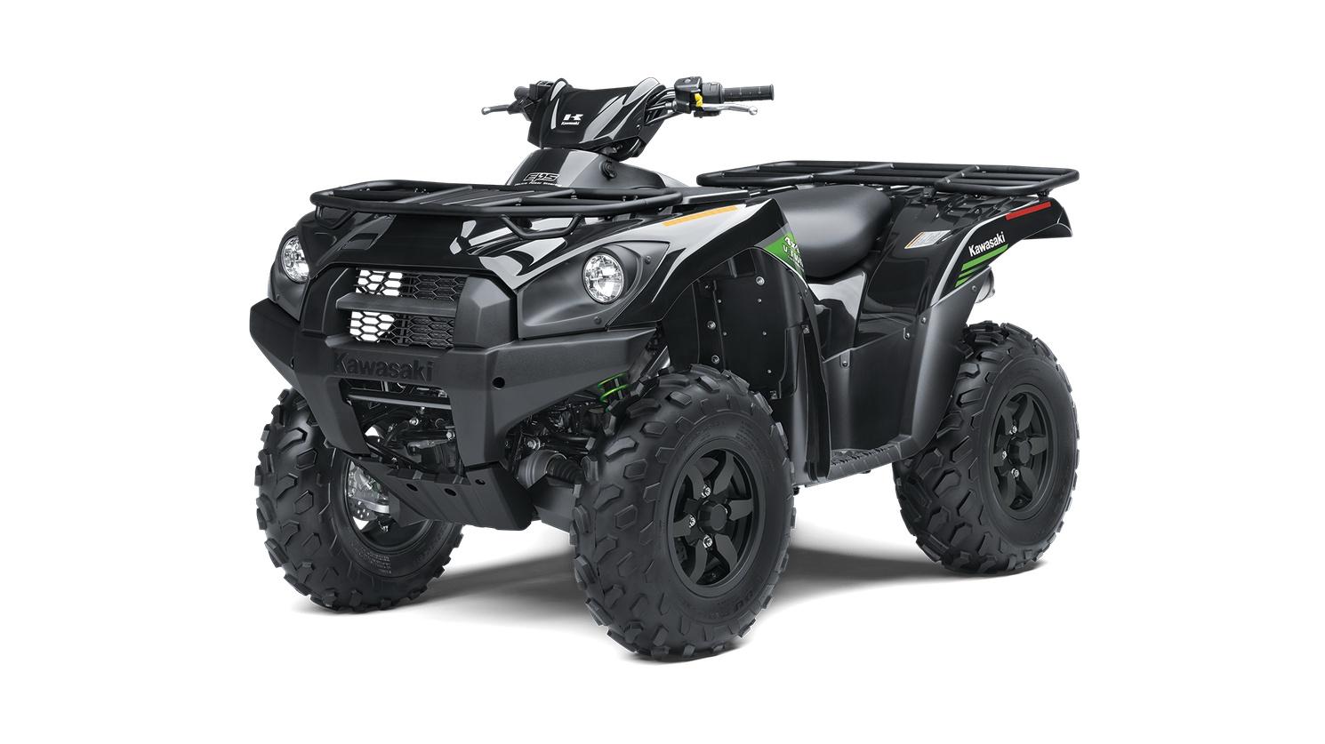 2020 Kawasaki BRUTE FORCE 750 4x4i EPS Super Black