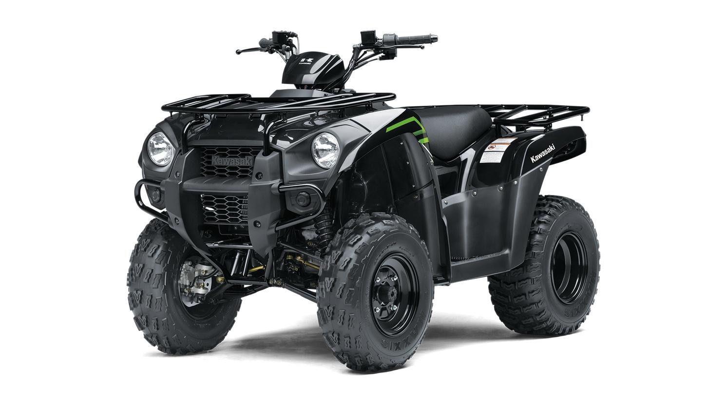 2020 Kawasaki BRUTE FORCE 300 Super Black