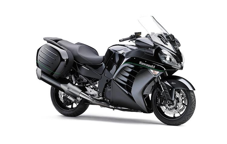 2021 Kawasaki CONCOURS 14 Metallic Spark Black